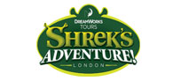 Up to 41% off entry to Shrek's Adventure Logo